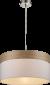 Hanglamp modern hout look 400mm