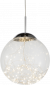 Glazen bol hanglamp led lamp 300mm