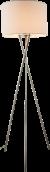 Vloerlamp staande lamp E27 fitting stoffen kap