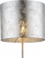 Staande lamp vloerlamp nikkel zilver modern