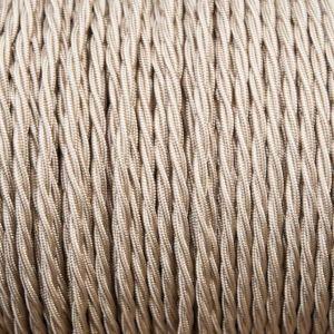 Beige strijkijzersnoer