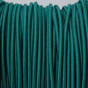 Bos groen rond strijkijzersnoer