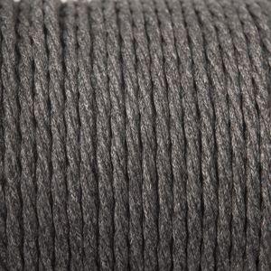 Linnen gevlochten strijkijzersnoer