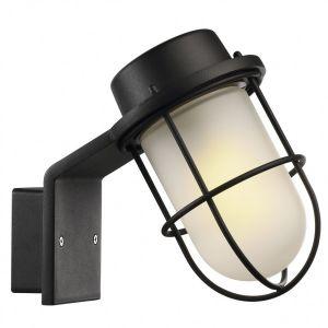 Marina wandlamp gezandstraald glas verlichting kooilamp