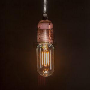 Dimbare LED lamp dik e27 3W