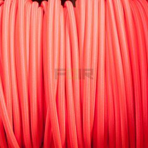 Roze rond strijkijzersnoer