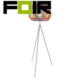 Vloerlamp multicolor 'Profu' multicolor E27 fitting 158cm