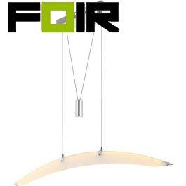 Hanglamp eettafel 'Mangue' led lamp verstelbaar 100cm 3200K warm wit