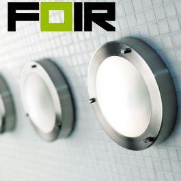 Nordlux 'Ancona' Maxi LED badkamer lamp (brushed staal)