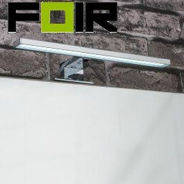 Spiegellamp badkamer 'Sofia' chroom 4.8W led (Koel wit 6000k)
