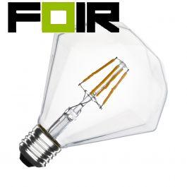 Diamant led lamp 3.5W E27 fitting g105