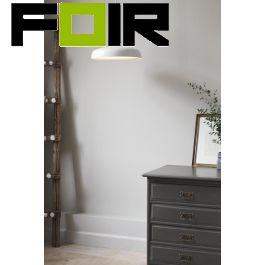 Nordlux 'Fura 40' LED hanglamp wit 20W dimbaar warm wit 400mm