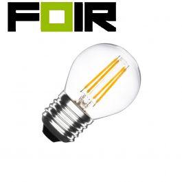 G45 E27 4W kleine klassieke LED lamp (dimbaar)