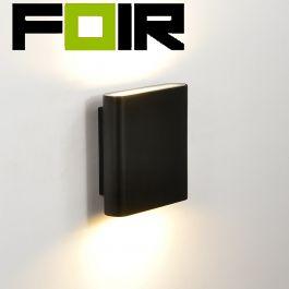 Wandlamp 'Chris' gevelverlichting LED Up-Down wandlamp