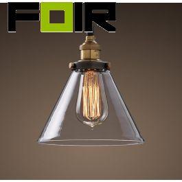 Nordlux Disa Glazen lampenkap industrieël E27 fitting helder glas