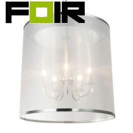 Hanglamp hal 'Naxos' E14 fitting 600mm