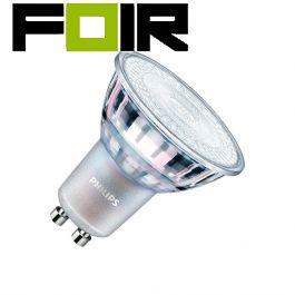 GU10 4.9W 60° MAS spotVLE PHILIPS CorePro LED lamp (dimbaar warm wit 2700k)