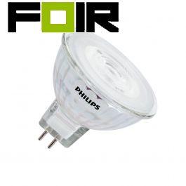LED-lamp GU5.3 MR16 Philips Dimbaar 12V AC SpotVLE met 5,5W 36º