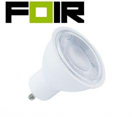 GU10 S11 60º 5W LED lamp (dimbaar, helder wit 4000k)