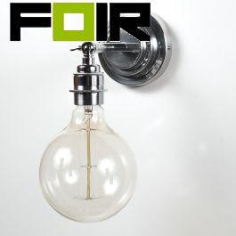 Linton wandlamp richtbaar aluminium deco plafondkap