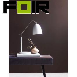 Nordlux 'Alexander' tafellamp wit E27 fitting 540mm