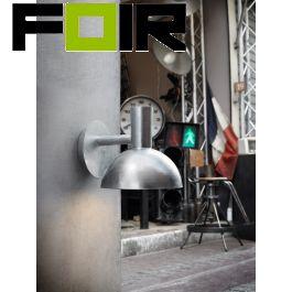 Nordlux 'Arki' industriele buitenlamp gegalvaniseerd staal E27 fitting IP54