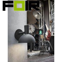 Nordlux 'Arki' outdoor buitenlamp E27 fitting zwart IP54