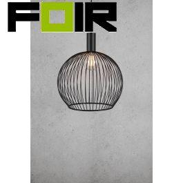 Nordlux 'Aver 50' hanglamp kooilamp open E27 fitting