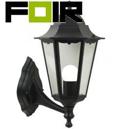Nordlux Cardif buitenlamp zwart klassiek ontwerp