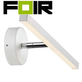 Nordlux badkamerlamp 'IP S13' spiegel wandlamp LED 5.6W wit modern