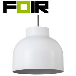 Nordlux 'Julian 32' hanglamp wit modern E27 fitting