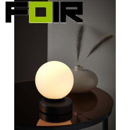 Nordlux 'Lilly' tafellamp zwart E14
