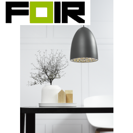 Nordlux 'Nexus 20' hanglamp grijs modern E27 fitting 200mm