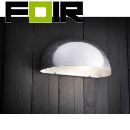 Nordlux 'Scorpius Maxi' gevelverlichting wandlamp  E27 gegalvaniseerd 270mm IP23