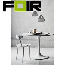 Nordlux 'Sence 16' hanglamp rookglas modern E14 fitting Design for the People