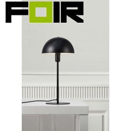 Nordlux 'Ellen' tafellamp zwart modern E14 fitting 405mm