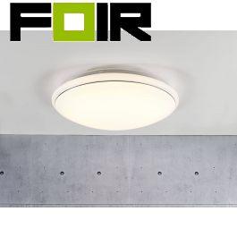 Nordlux 'Melo 34' LED plafondlamp met Sensor 13W wit 340mm
