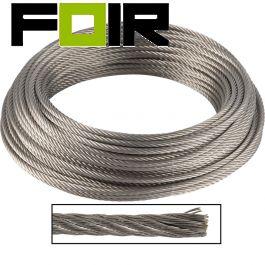 Staalkabel RVS stalen kabel 5mm