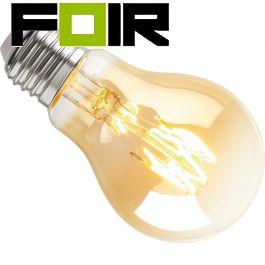 Sylvania ToLEDo Led edison lamp goudkleurig 2.3w 125lm 2000k