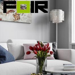 By Rydens staande lamp 'Mesh' vloerlamp E27 fitting 157cm