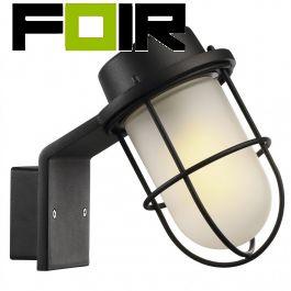 Nordlux 'Marina' Kooi wandlamp zwart