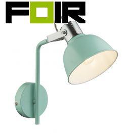 Wandlamp slaapkamer 'ROLI' 54641-1W leeslamp MINT