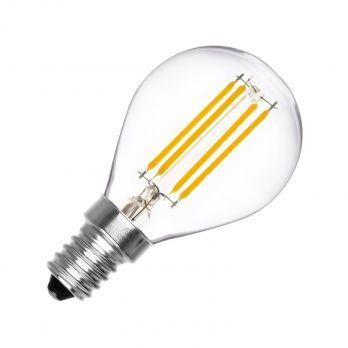 E14 led lamp warm licht 3W