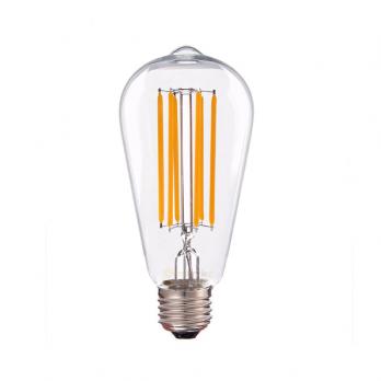 6w edison vintage led lamp oude gloeilamp