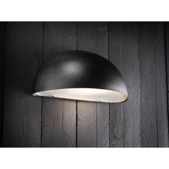 Nordlux Scorpius wandlamp zwart E27 fitting modern