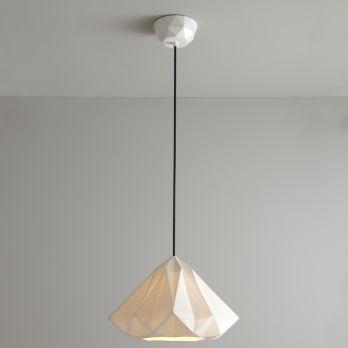 Original btc hanglamp hatton 2 modern porselein