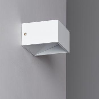 Wandlamp Wit IP20 6W binnenverlichting up down lighter warm wit op FOIR.nl