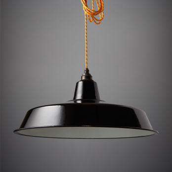 E27 engelse fabriekslamp industriële lamp