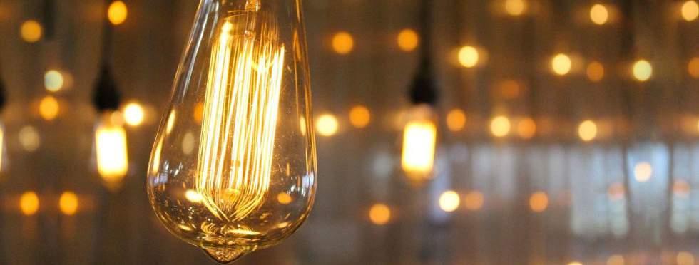 Led lampen vintage edison met grote fitting